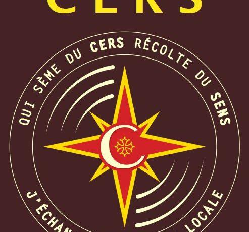 Macaron logo CERS MLC